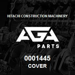 0001445 Hitachi COVER | AGA Parts