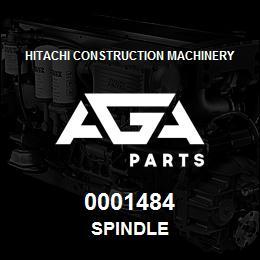 0001484 Hitachi SPINDLE | AGA Parts