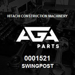 0001521 Hitachi SWINGPOST | AGA Parts