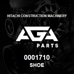 0001710 Hitachi SHOE | AGA Parts