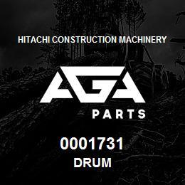 0001731 Hitachi DRUM | AGA Parts