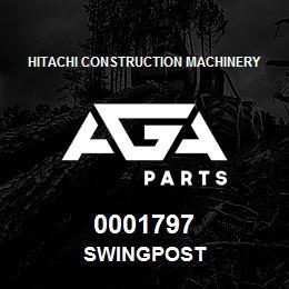 0001797 Hitachi SWINGPOST   AGA Parts