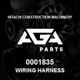 0001835 Hitachi Wiring Harness | AGA Parts