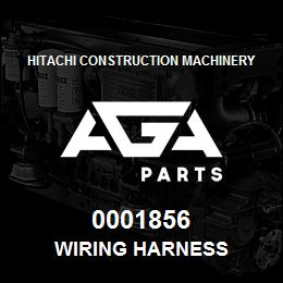 0001856 Hitachi Wiring Harness | AGA Parts