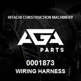 0001873 Hitachi Wiring Harness | AGA Parts