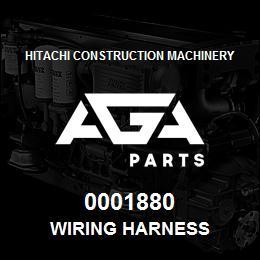 0001880 Hitachi Wiring Harness | AGA Parts