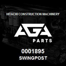 0001895 Hitachi SWINGPOST | AGA Parts