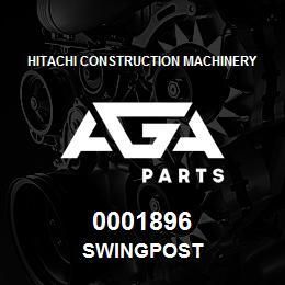 0001896 Hitachi SWINGPOST | AGA Parts