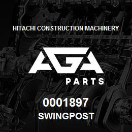0001897 Hitachi SWINGPOST | AGA Parts