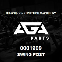 0001909 Hitachi SWING POST | AGA Parts