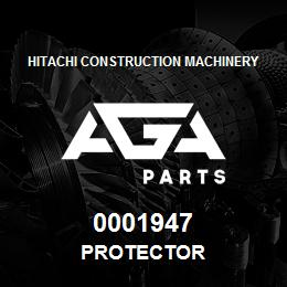 0001947 Hitachi PROTECTOR | AGA Parts