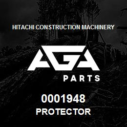 0001948 Hitachi PROTECTOR | AGA Parts