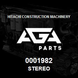 0001982 Hitachi STEREO | AGA Parts