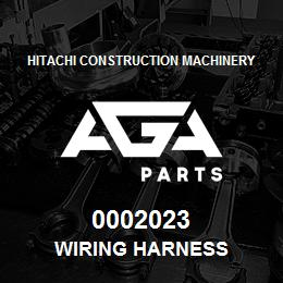 0002023 Hitachi WIRING HARNESS | AGA Parts