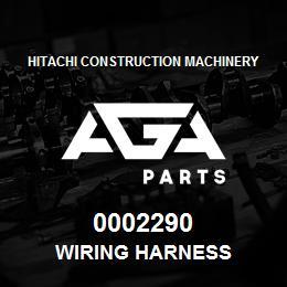 0002290 Hitachi WIRING HARNESS | AGA Parts