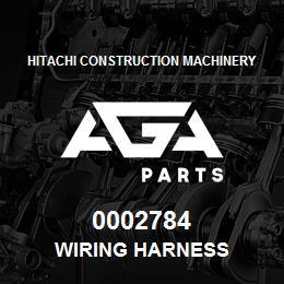 0002784 Hitachi Wiring Harness | AGA Parts