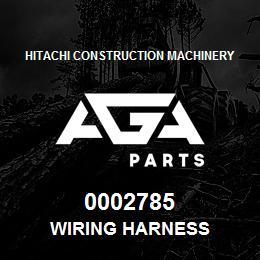 0002785 Hitachi WIRING HARNESS | AGA Parts
