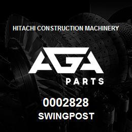 0002828 Hitachi SWINGPOST | AGA Parts