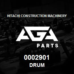0002901 Hitachi DRUM | AGA Parts