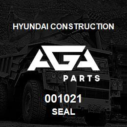 001021 Hyundai Construction SEAL | AGA Parts
