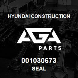 001030673 Hyundai Construction SEAL | AGA Parts