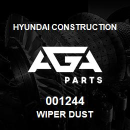 001244 Hyundai Construction WIPER DUST | AGA Parts