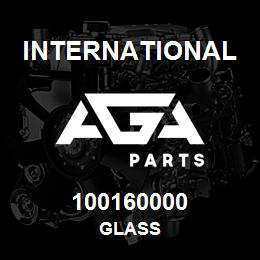 100160000 International GLASS | AGA Parts