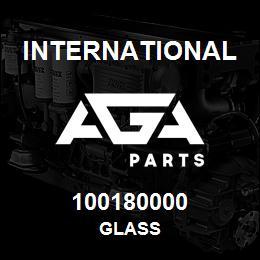 100180000 International GLASS | AGA Parts