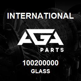 100200000 International GLASS | AGA Parts