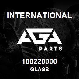 100220000 International GLASS | AGA Parts