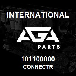101100000 International CONNECTR | AGA Parts