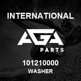 101210000 International WASHER   AGA Parts