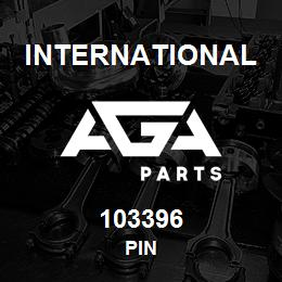 103396 International PIN | AGA Parts