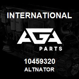 10459320 International ALTNATOR | AGA Parts