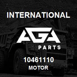 10461110 International MOTOR | AGA Parts