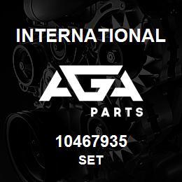 10467935 International SET | AGA Parts