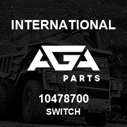 10478700 International SWITCH | AGA Parts