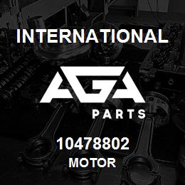 10478802 International MOTOR | AGA Parts