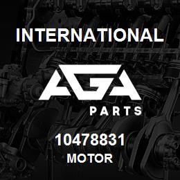 10478831 International MOTOR | AGA Parts