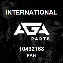 10492163 International FAN | AGA Parts