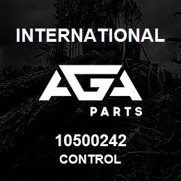 10500242 International CONTROL | AGA Parts