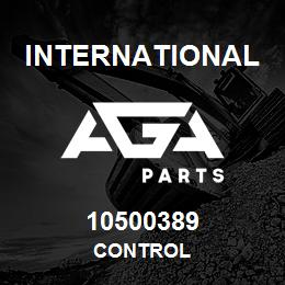 10500389 International CONTROL | AGA Parts