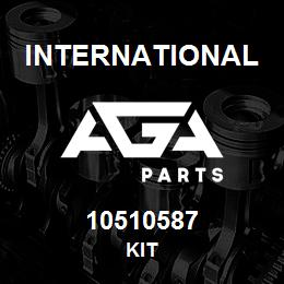 10510587 International KIT | AGA Parts