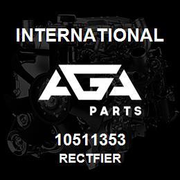 10511353 International RECTFIER | AGA Parts