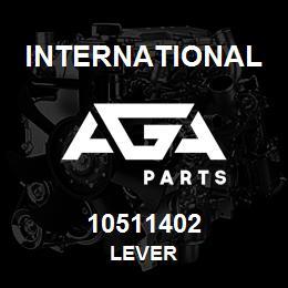 10511402 International LEVER | AGA Parts