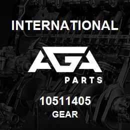 10511405 International GEAR | AGA Parts