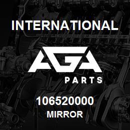 106520000 International MIRROR | AGA Parts