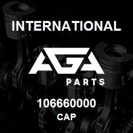 106660000 International CAP | AGA Parts