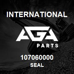 107060000 International SEAL | AGA Parts