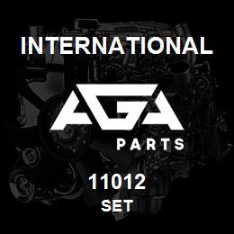 11012 International SET   AGA Parts
